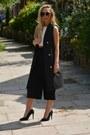 Black-primark-shoes-missguided-jacket-white-glamorous-top