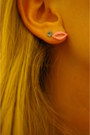 Bubble-gum-oasap-earrings-hot-pink-new-look-sweater