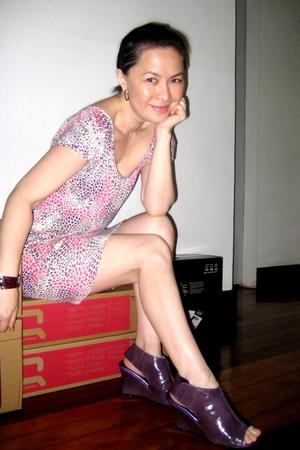 H&M dress - Possiblity shoes - Marc Jacobs accessories - H&M accessories
