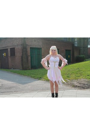 chiffon Fancy Dress dress