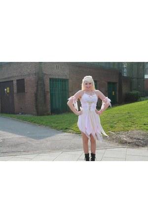 chiffon Fancy Dress dress