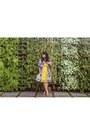 Yellow-stalkbuylove-dress-forever-21-jacket-bronze-new-look-heels
