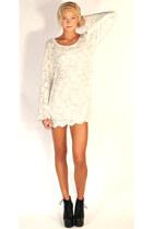 european lace Gina Marie Vintage dress
