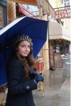 Forever21 coat - Nordstrom hat - vintage gloves