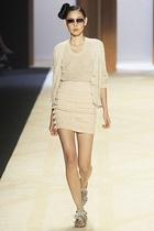 blouse - skirt - sweater