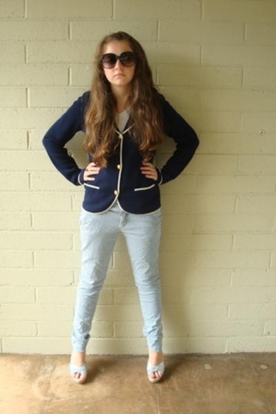 Ralph Lauren sweater - aa shirt - Urban Outfitters pants - Cobra Snake Garge Sal