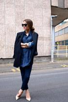 Topshop jeans - vintage jacket