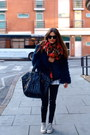 Zara-jacket-ysl-bag-converse-sneakers