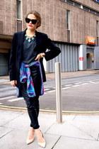 Sophia Forero bracelet - Zara blazer - H&M necklace
