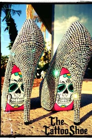 Glamfoxx heels