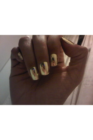 gold minx nails Minx accessories