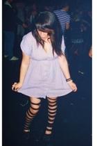Zara dress - For Me panties - Sfera shoes