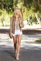 Helmut Lang jacket - Splendid boots - Rebecca Minkoff purse