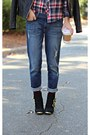 Black-ankle-boots-impressions-boutique-boots