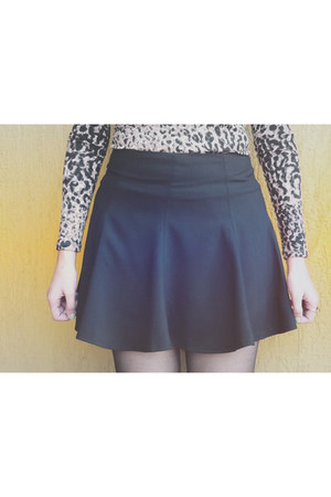 Rings and Tings ring - romwe skirt