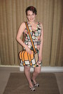 Folter-dress-carrot-orange-jump-from-paper-purse