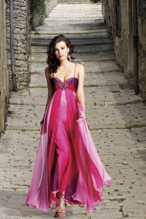 pink BG Haute dress