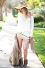 Light-brown-haute-rebellious-boots-white-haute-rebellious-dress