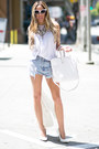 White-white-zara-bag-cream-fitted-haute-rebellious-blazer