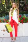 Off-white-haute-rebellious-shoes-lime-green-haute-rebellious-bag