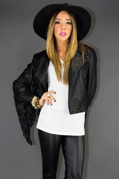 HAUTE & REBELLIOUS jacket