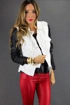 HAUTE & REBELLIOUS jacket