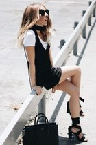 camisole HAUTE & REBELLIOUS dress - choker HAUTE & REBELLIOUS scarf