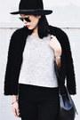 H-m-coat-madewell-jeans-forever-21-hat-mansur-gavriel-bag