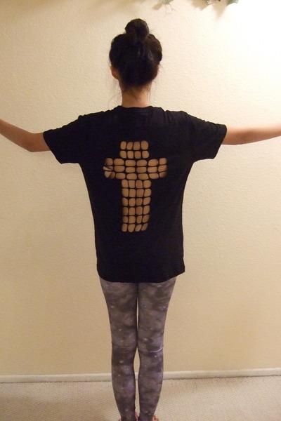 DIY Shirt Shirts, Combats Guess Boots, Galaxy Forever 21 ...