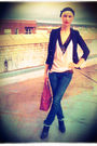 Black-sam-edelman-shoes-blue-jeans-silver-common-era-blouse-black-thrifted