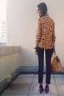 Black-bdg-jeans-burnt-orange-loose-philip-lim-x-target-blazer