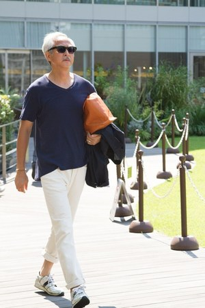 nonnative pants - D&G shoes - bodco t-shirt