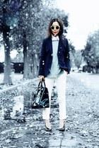 H&M blazer - 31 Phillip Lim jumper
