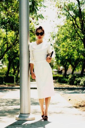 Amber Patton dress - Miu Miu pumps