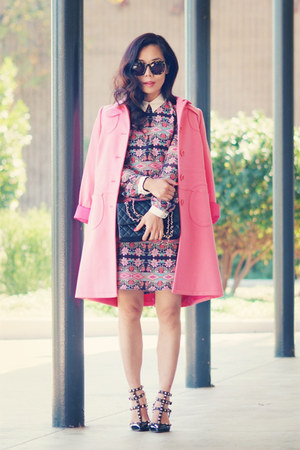 wool RED valentino coat