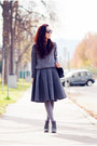 Theory-sweater-jw-anderson-skirt-opening-ceremony-wedges
