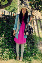 Miu Miu bag - free people socks - Zara vest - Jeffrey Campbell wedges - Zara top