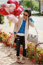 Isabel Marant boots - H&M coat