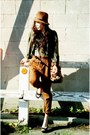 Zara-pants-sweater-dolce-vita-shoes-nine-west-hat