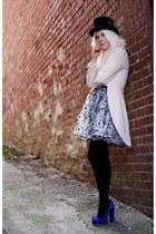 black ERIN Erin Fetherston dress - blue Target heels