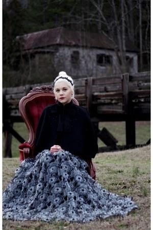 black ERIN Erin Fetherston dress