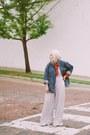 White-annie-e-apparel-bodysuit-carrot-orange-anthropologie-blouse