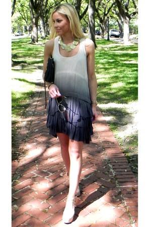 Zara dress - leather Zara wedges