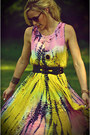 Bubble-gum-boho-dress