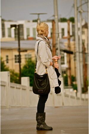 Gap jeans - H&M jacket