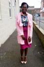 Pink-ruffle-pink-sheinside-jacket-blouse-choies-blouse