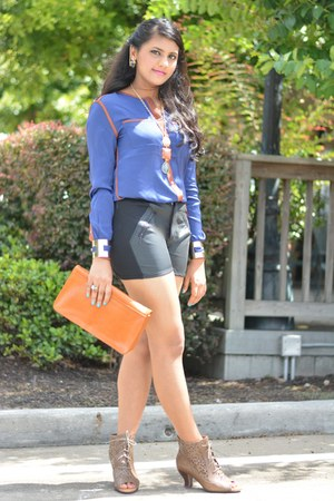 Nordstrom Rack shorts - Nordstrom Rack blouse