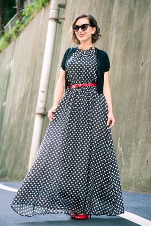 polka dot makemechic dress