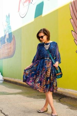 floral EvaTrends dress
