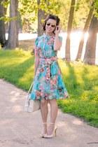 floral Yuna Yang dress